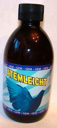 Gem Supplements Atemleicht / 300ml