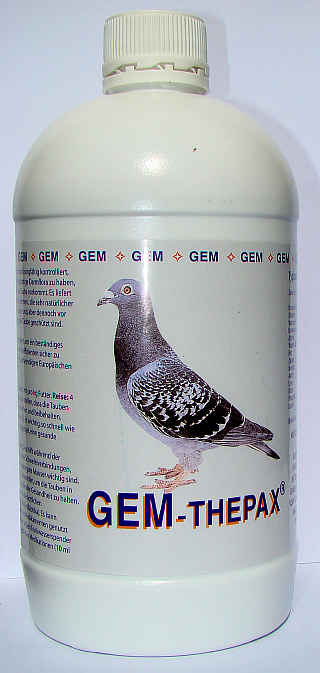 Gem Supplements GEMTHEPAX / 500ml