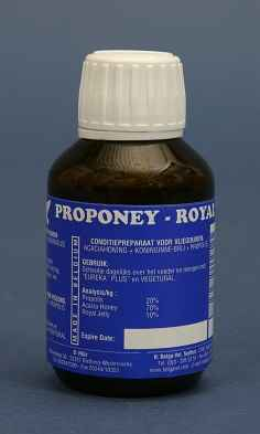 Belgavet PROPONEY-ROYAL 140g PROPOLIS (20%)