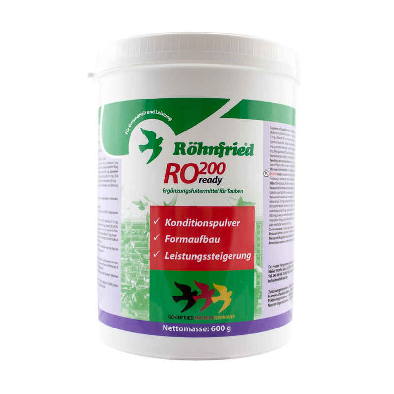 Röhnfried RO 200 ready 600g