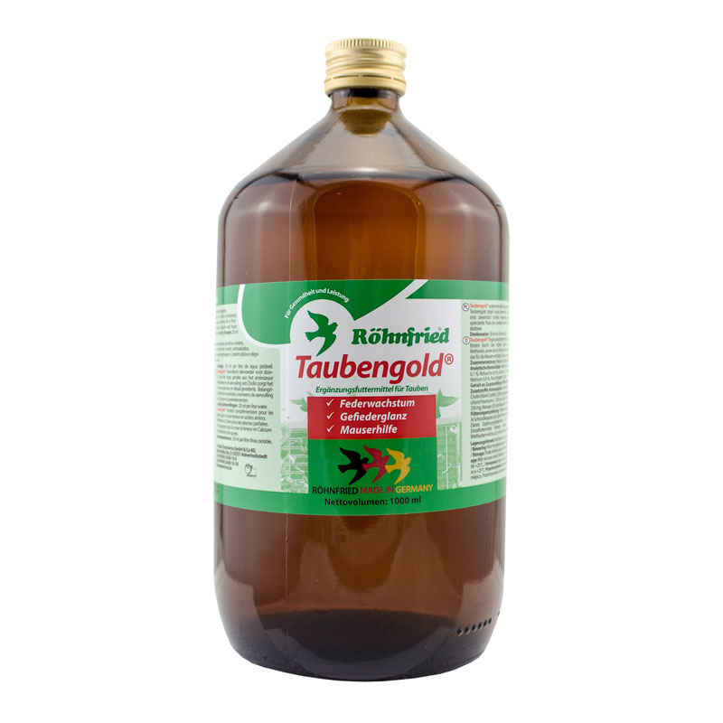 Röhnfried Taubengold 1000ml