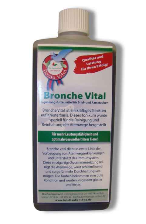 Dovita Vital - Bronche Vital 500ml