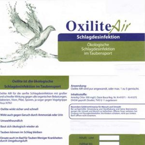 Oxilite AIR Schlagdesinfektion 1000ml