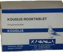 Koudijs Rauchtablette 170g. 3 Würfel