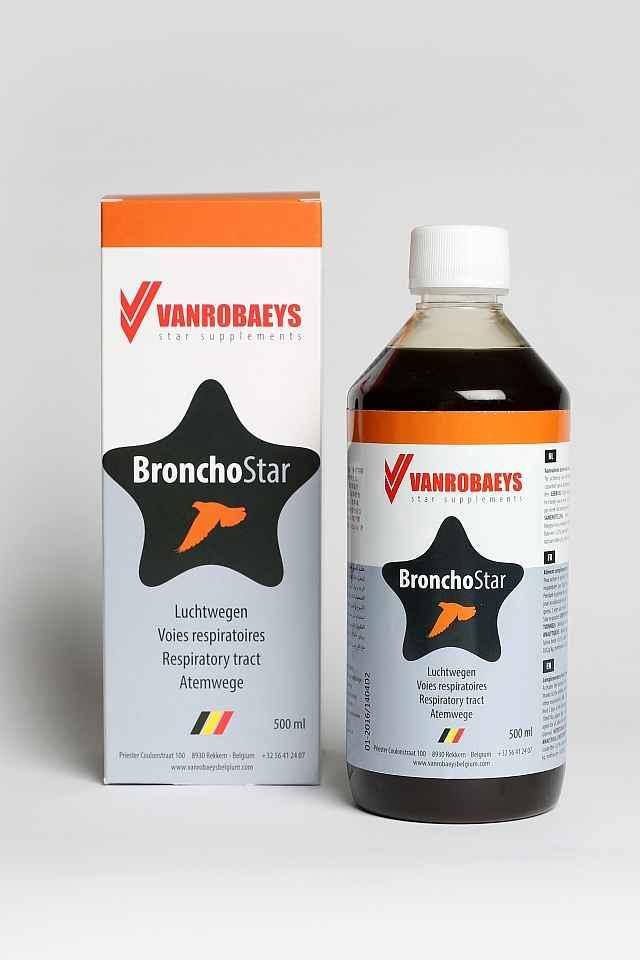 Vanrobaeys BronchoStar 500ml
