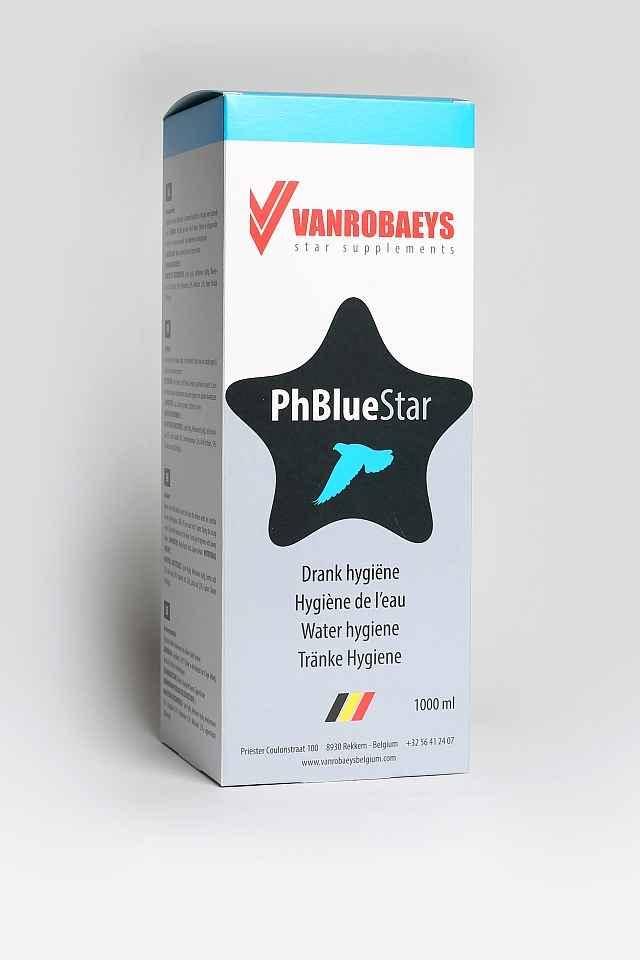 Vanrobaeys PhBlueStar 1000ml