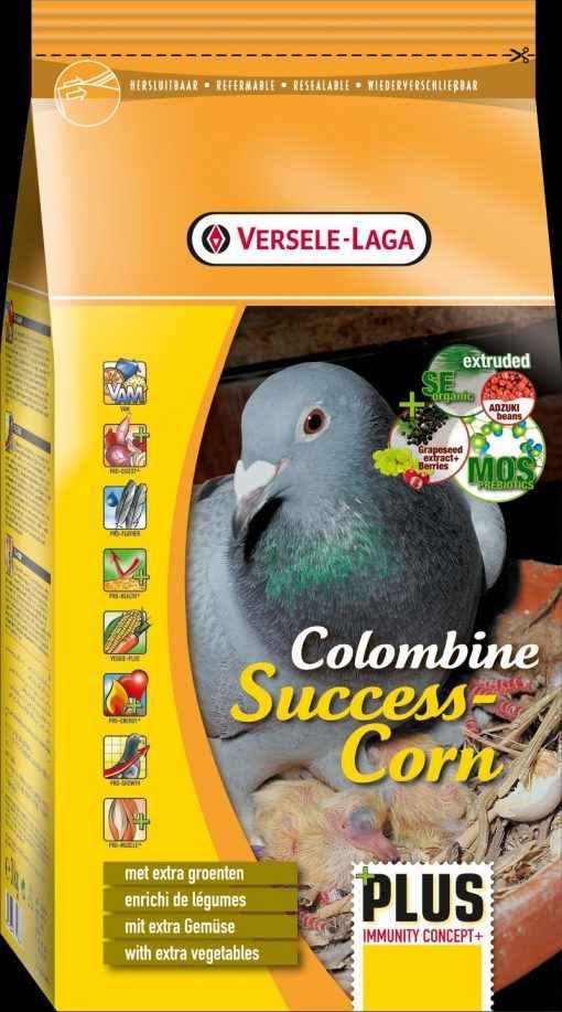 Versele-Laga Colombine Success-Corn Plus I.C 3kg