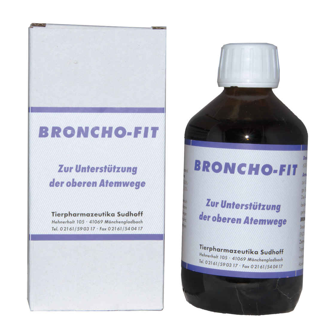 Sudhoff Broncho-Fit 500ml