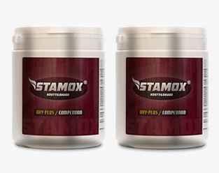Stamox 2x200g Neu!!!!