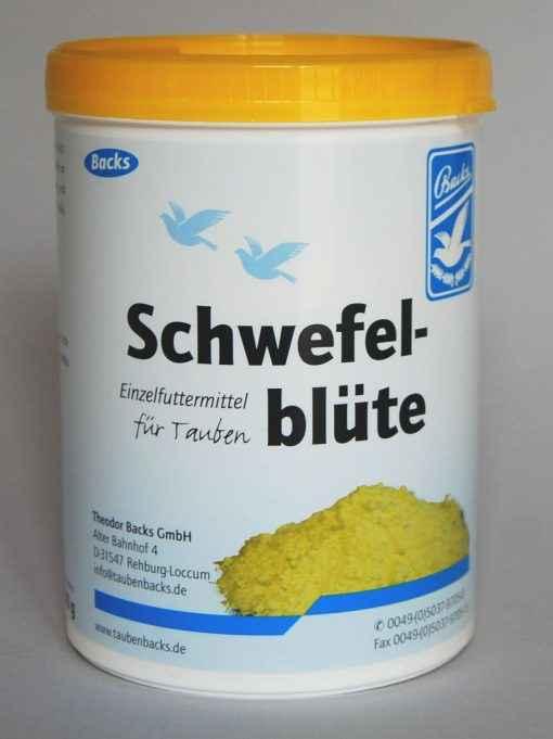 Backs Schwefelbluete 600g