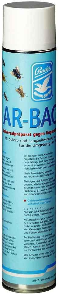 Back AR-Backs Ungeziefer-Fertigspray 750ml