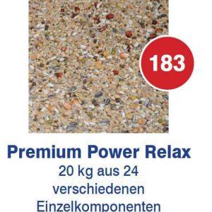 Vanrobaeys - Premium Power Relax. Nr.183 20kg