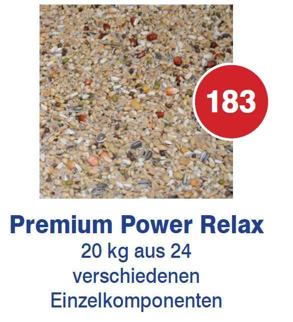 Vanrobaeys - Premium Power Relax. Nr.183 20kg