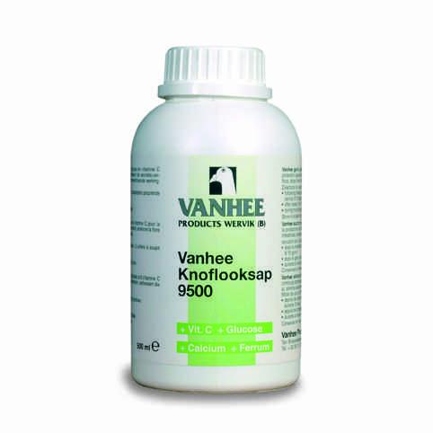 Vanhee 9500 Knoblauchsaft 500 ml