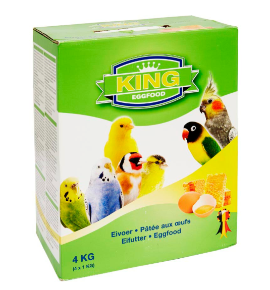 King Eggfood/ Eifutter 4kg