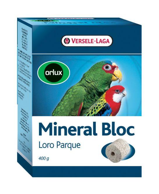 Versele Laga Orlux Mineral Bloc Loro Parque 400g